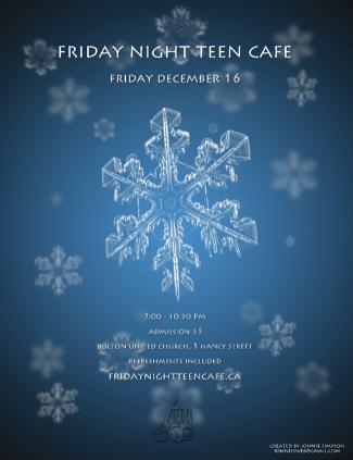 FNTC Poster Snowflake