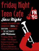 FNTC Poster Jazz Night