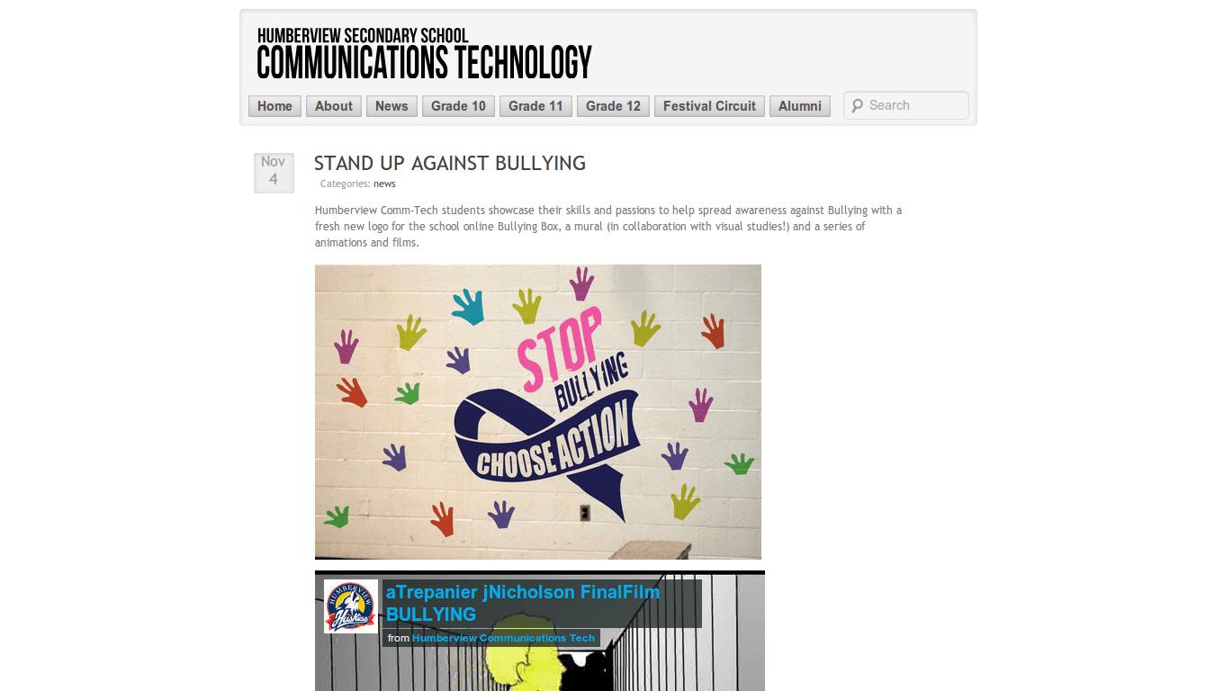Communications Technology News Blog