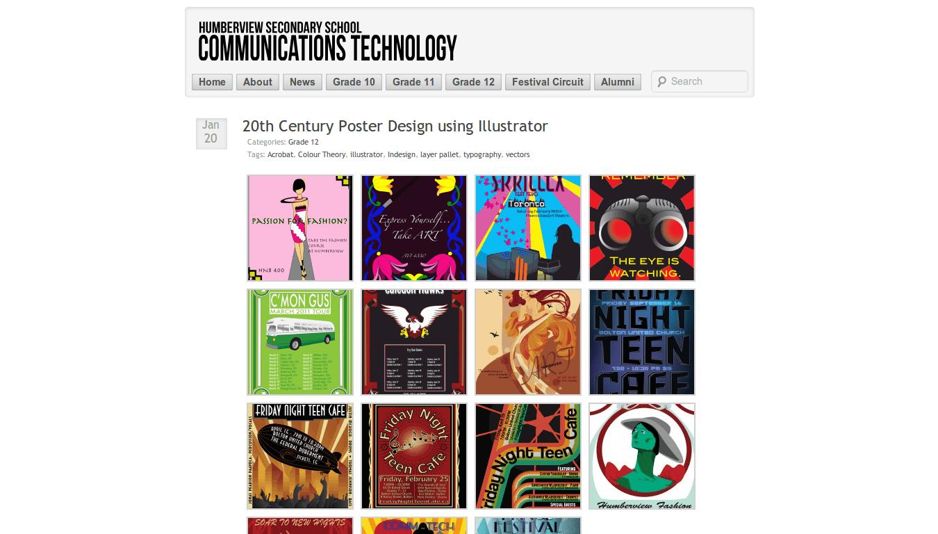 Communications Technology Design