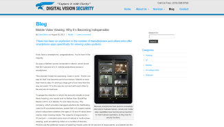 Digital Vision Security Blog