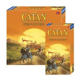 Catan Byer og Riddere