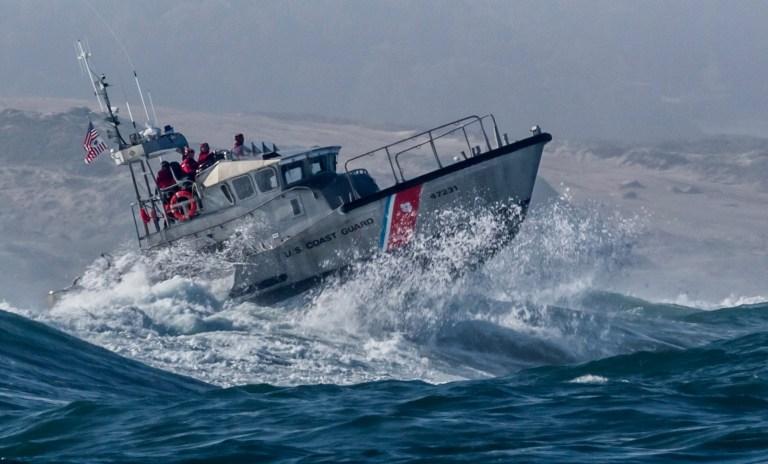 Coast Guard 47 foot Motor Lifeboat
