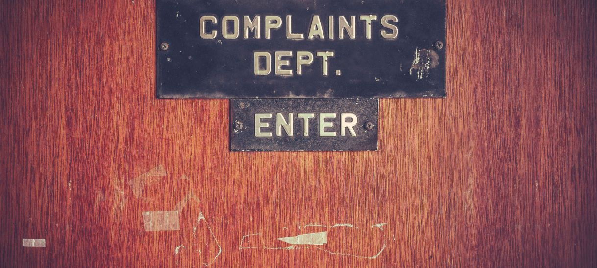 Learning to Love Customer Complaints