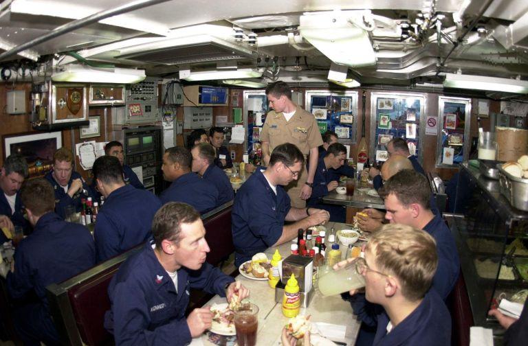U.S. Pacific Fleet Thanksgiving