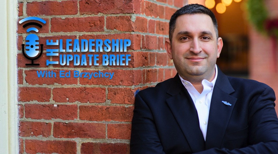 My Interview on The Leadership Update Brief