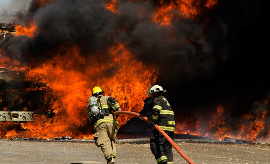 Don't Let an Arsonist Burn your Company Down