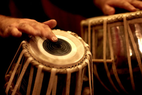 Indian Music & Song Workshops, tabla, harmonium, Stroud