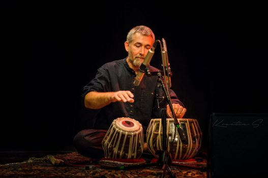 Tabla Classes in Swindon, Wiltshire. Photo: Kreetee S.