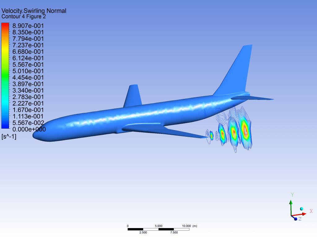 Airplane Vortex Shedding – Jon Torrey