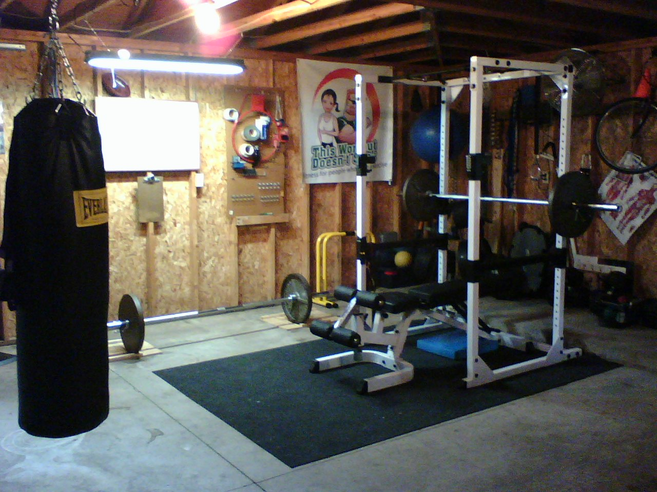 Setting Up A Home Gym In Switzerland  Jon Ingram