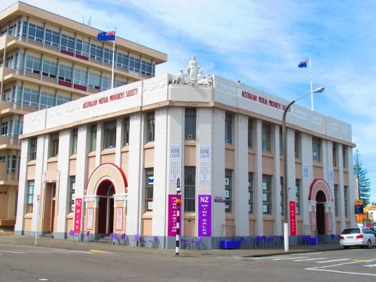 Art Deco, Napier