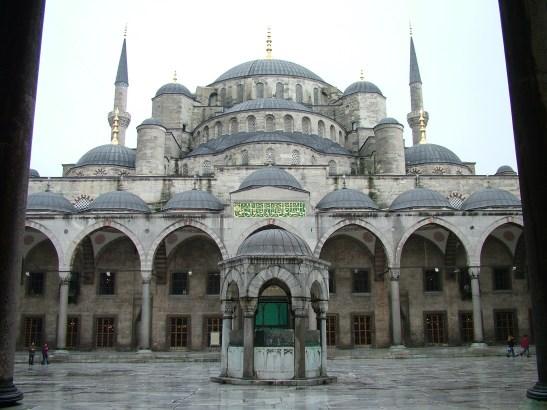 DSCF1559 Blue Mosque