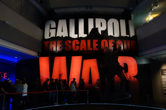 DSC00273 Te Papa Gallipoli The Scale Of Our War