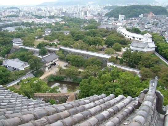 DSCF6162 Himeji Castle