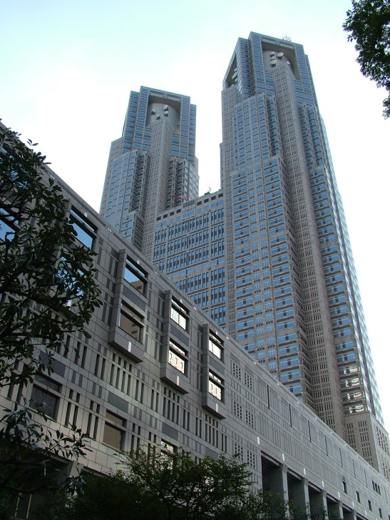 DSCF6829 Tokyo Metropolitan Government Center