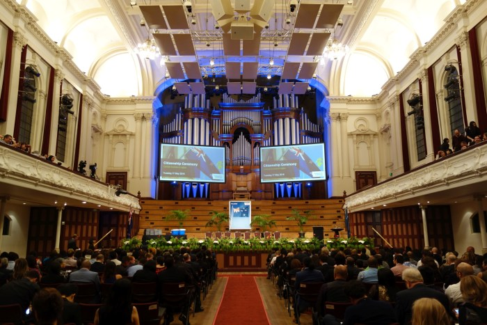 DSC03754 Auckland Town Hall