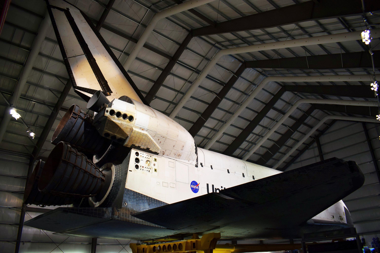 Exposition Park Space Shuttle Endeavour California Science Centre
