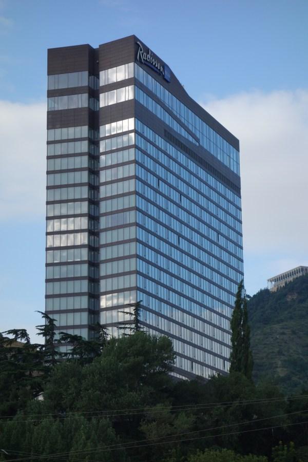 Modern Architecture In Tbilisi Georgia Jontynz