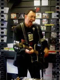 Jonzip live at Love Music, Glasgow