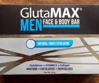 12 Glutamax men soap new
