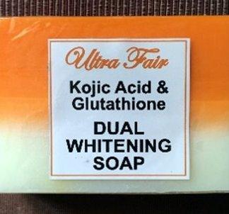 12 Ultra fair mix soaps new
