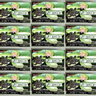 12 erase plantcenta soaps new