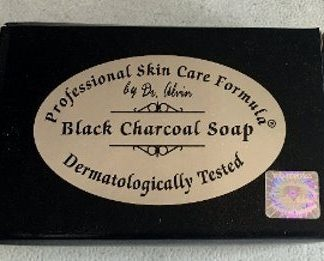12 pscf black charcoal soap new