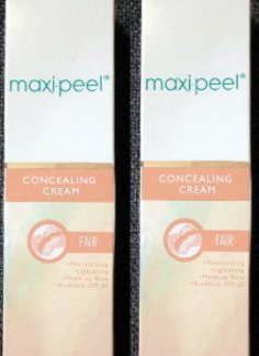2 Maxi Peel Concealing cream new