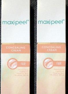 2 Maxi Peel Concealing cream new