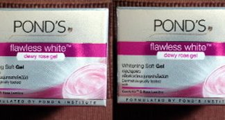 2 Pond's Whitening soft gel new