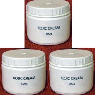 3 BCP Kojic acid cream new