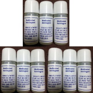 9 pcs medicated astringent #1 new