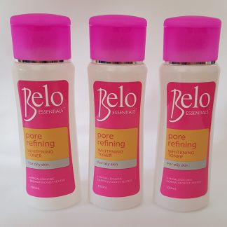 belo pore refining toner new