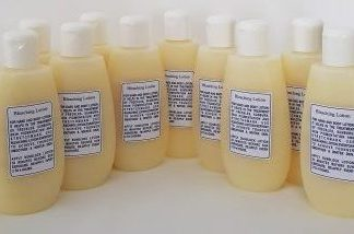 bleaching lotion 12 pcs