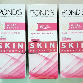 pond's white beauty spotless white