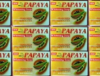rdl papaya soaps new