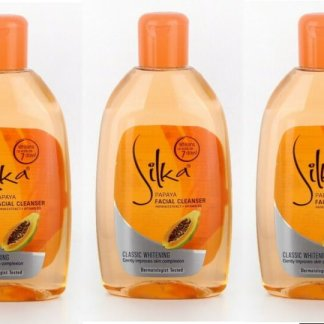 silka papaya cleanser