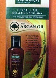 Moringa O2 Malunggay Herbal hair relaxing serum new