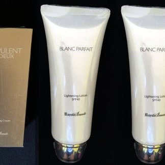 royale cream and lotion