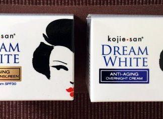 Kojie san dw day and night cream