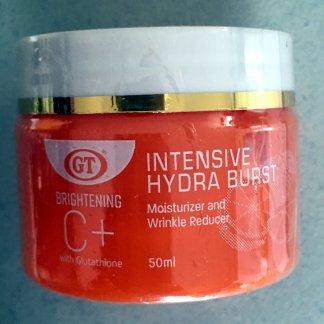 gt hydra burst moisturizer