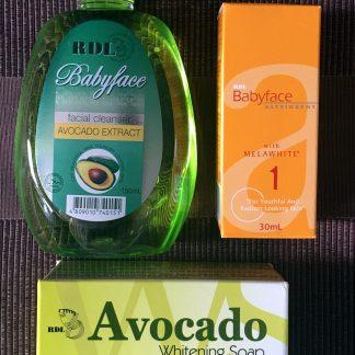 rdl avocado set