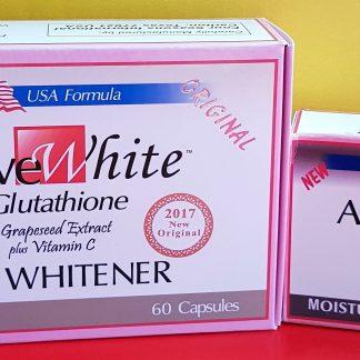 active white caps set