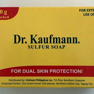 dr kaufmann medicated soap new