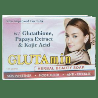 Glutamin Soap