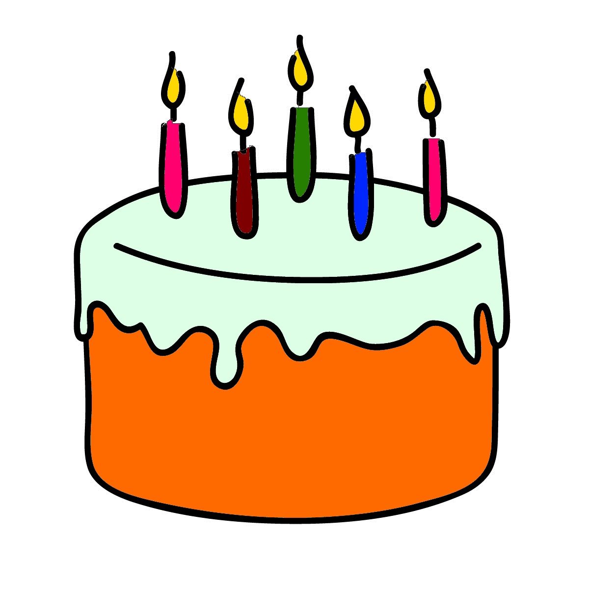 hight resolution of birthday cake clipart pie clipart candles cake hq photo