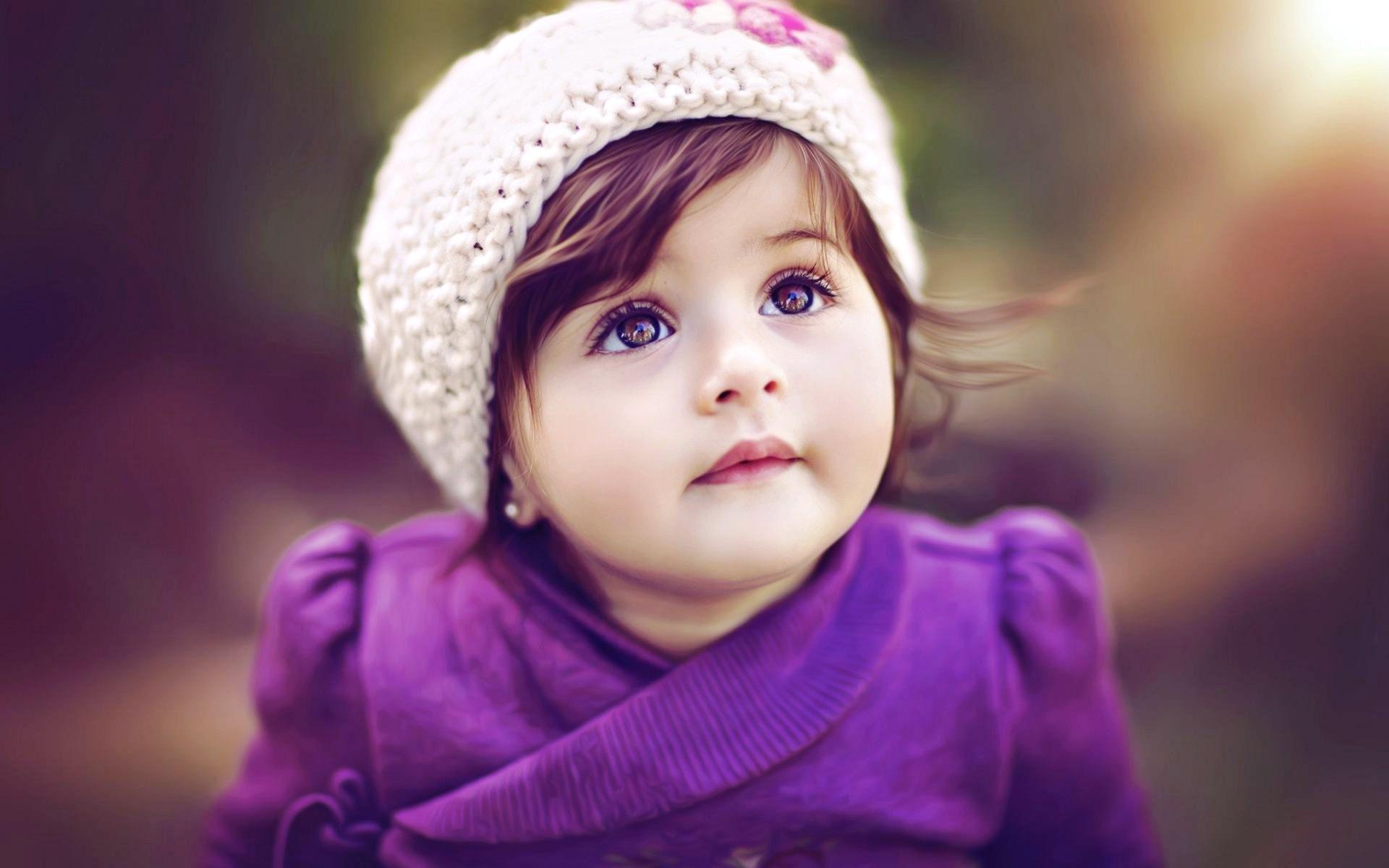 free photo cute little