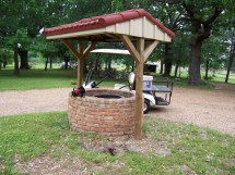 Decorative Water Well