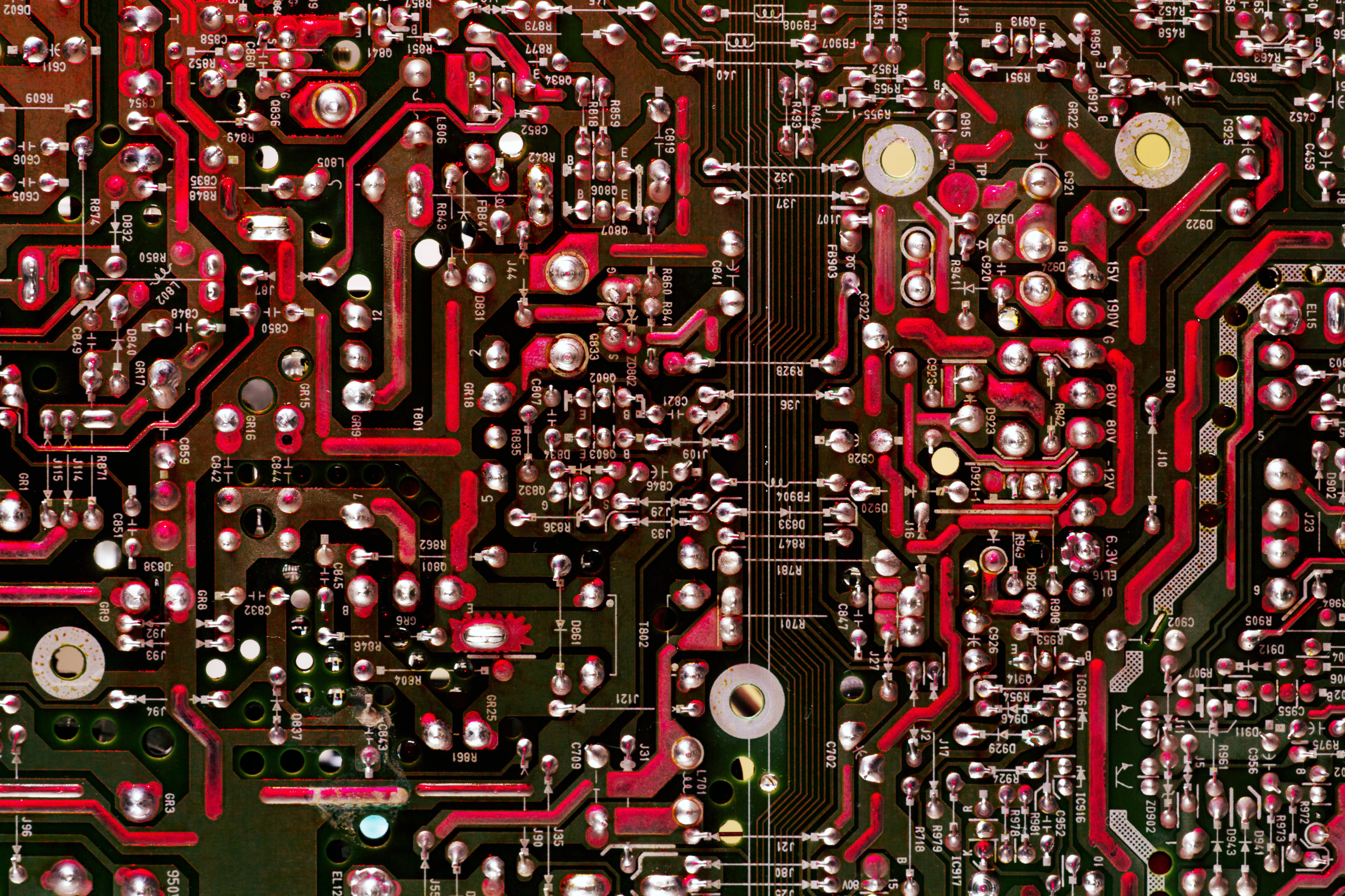 Pics Photos Robot Board Circuit Pcb Integrated Circuit Wallpaper Hq
